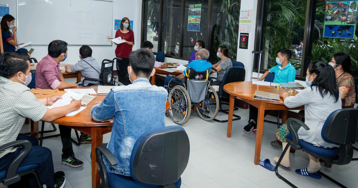 Disability Inclusive Development (DID) English Language Program